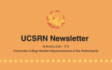 UCSRN Newsletter - January 2021